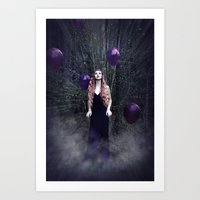 The System Of Magic Art Print