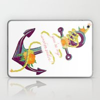 You're My Anchor Laptop & iPad Skin