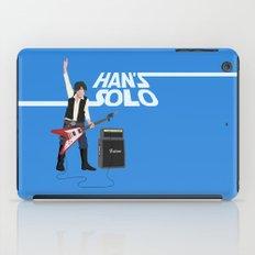 Han's Solo iPad Case
