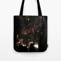 The Hives  Tote Bag