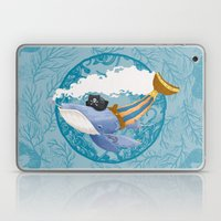 Ballena Pirata Laptop & iPad Skin