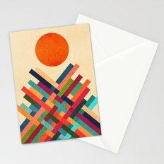 Sun Shrine Stationery Cards