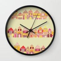 Batim Wall Clock