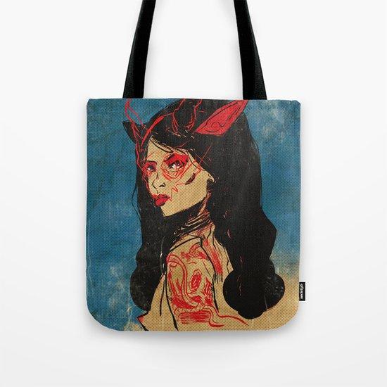 vintage 76 (wicked) Tote Bag