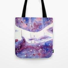 Cosmic Torso Tote Bag