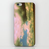 And The Thunder Rolls iPhone & iPod Skin