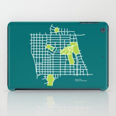 Manito Park, Spokane iPad Case