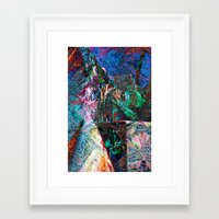 Wrapped Framed Art Print