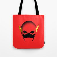 The Cowl: The Flash Tote Bag