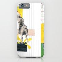 Horse Rider iPhone 6 Slim Case