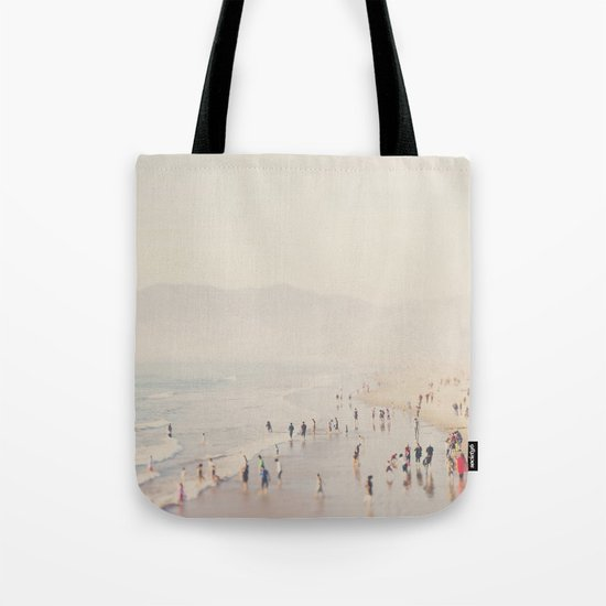 standing on the edge of the world ...  Tote Bag