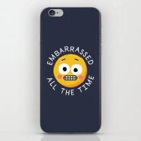 Evermortified iPhone & iPod Skin