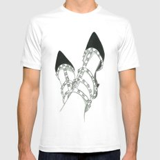 Valentino Dream Mens Fitted Tee White SMALL