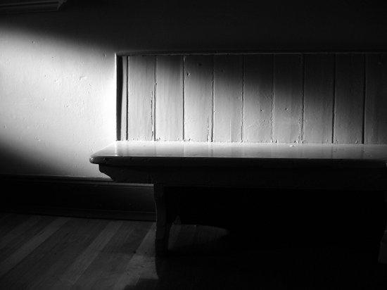 The Waiting Room - VACANCY zine Canvas Print