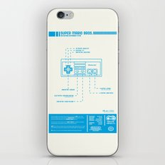 Diagame : Super Mario Bros. '85 iPhone & iPod Skin