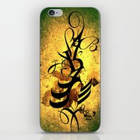 ecstacy iPhone & iPod Skin