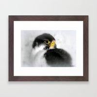 You Want Cute? Framed Art Print