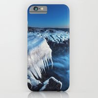 iPhone & iPod Case featuring Dangling in Twilight by Shaun Lowe