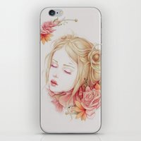 Atonement iPhone & iPod Skin