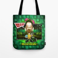 The Heisenberg concept! Tote Bag
