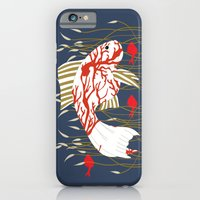 Seaweed Swim iPhone 6 Slim Case