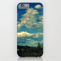 iPhone & iPod Case featuring All Around Us by Brittany Hart