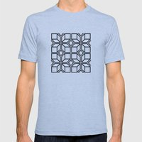 5050 No.7 Mens Fitted Tee Athletic Blue SMALL