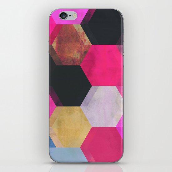 colour + pattern 13 iPhone & iPod Skin
