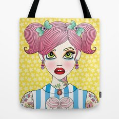 Sticky and Sweet Tote Bag