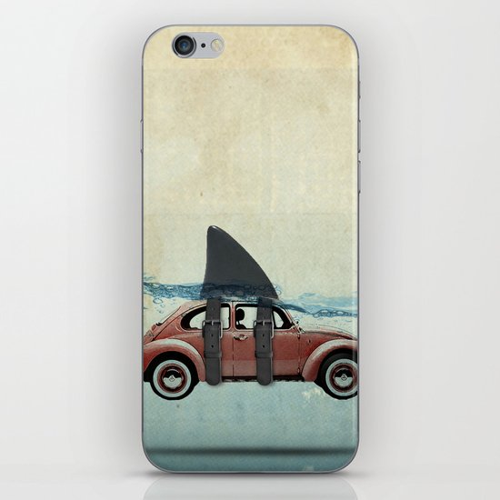 VW soup iPhone & iPod Skin