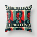 VOTE Throw Pillow