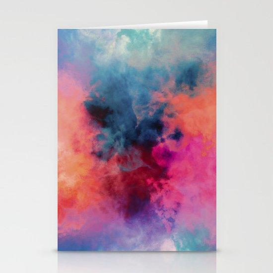 Temperature  Stationery Card