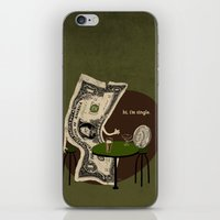 Pick Up Line iPhone & iPod Skin