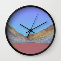 Chromascape 11: Snowdon Wall Clock