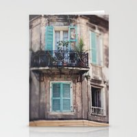 New Orleans - Close Your… Stationery Cards