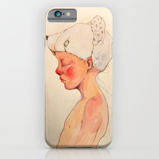 Little dreamer iPhone & iPod Case