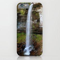 Lower Falls of Hills Creek iPhone 6 Slim Case