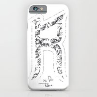 R - Is For Rare - White … iPhone 6 Slim Case