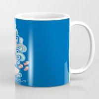 Ponyo Deco Mug