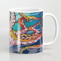 Tentacles & Utensils Mug