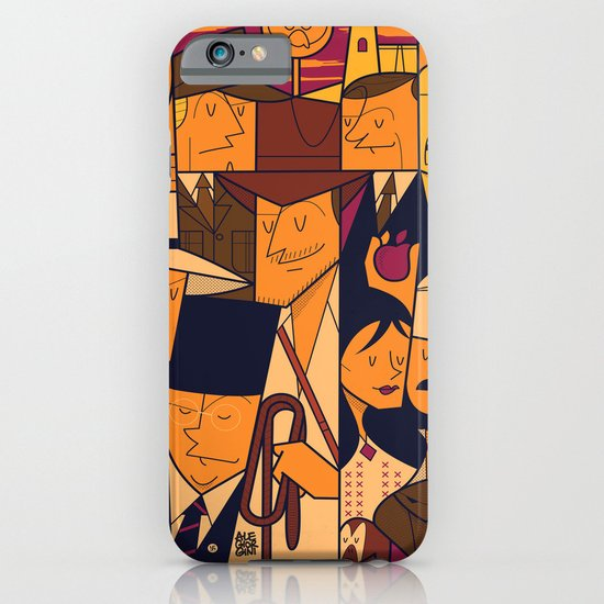 Raiders of the Lost Ark iPhone & iPod Case