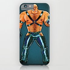 Leather Daddy Slim Case iPhone 6s