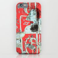 iPhone & iPod Case featuring oops by Nayoun Kim