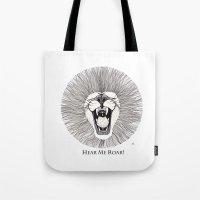 House Lannister Tote Bag