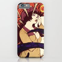 Leah and the Monster iPhone 6 Slim Case