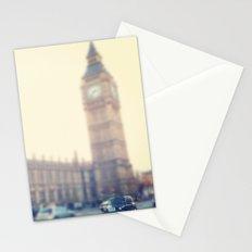 Black Cab Stationery Cards