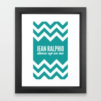 Jean Ralphio - Parks And… Framed Art Print