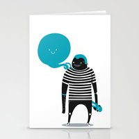 Do What Makes You Happy Stationery Cards