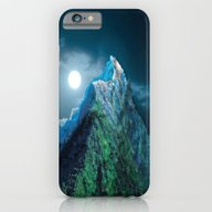 Night Mountains No. 21 iPhone 6 Slim Case