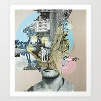 It´s All In Your Mind �… Art Print